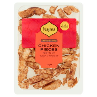Hickory BBQ Chicken Pieces
