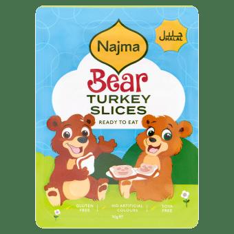 Najma Bear Turkey Slices