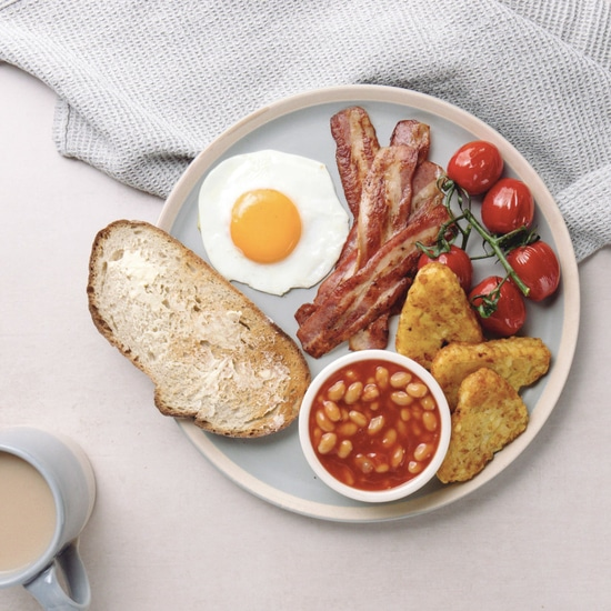 The Perfect Fry Up